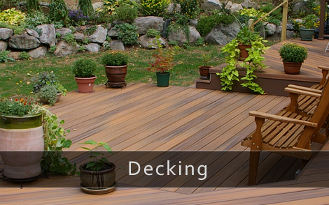 Decking Installation Kent