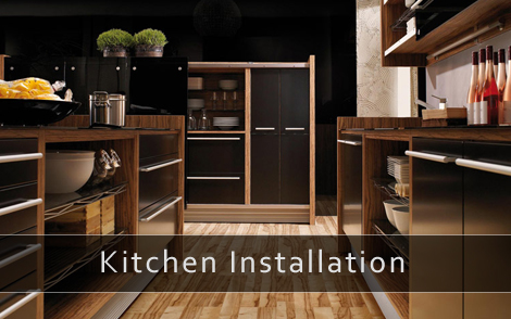 Kitchen Installations Kent